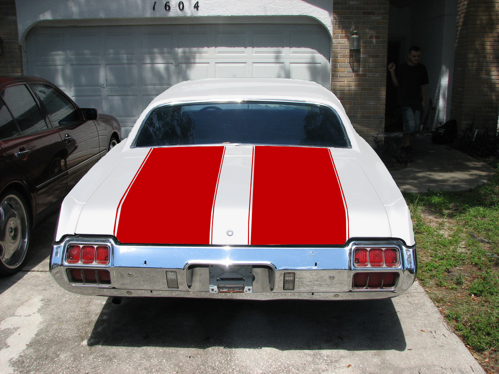 Another titodibiase 1972 Oldsmobile Cutlass post... - 13768113