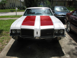 Another titodibiase 1972 Oldsmobile Cutlass post... - 13768114