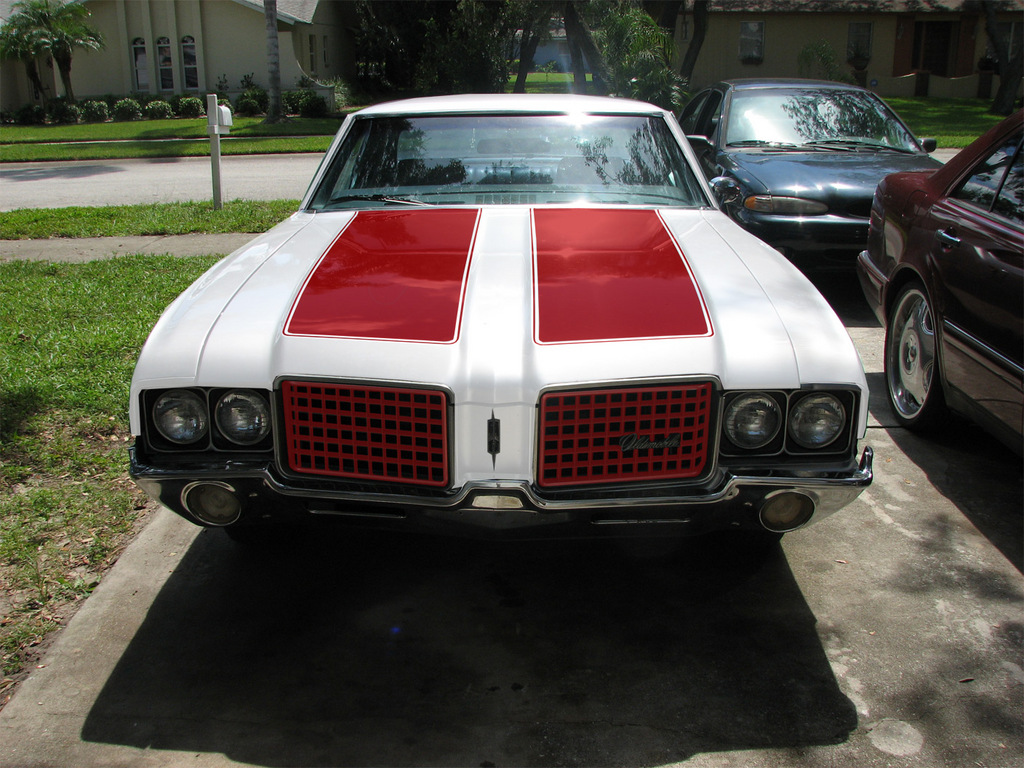 Another titodibiase 1972 Oldsmobile Cutlass post... - 13768115