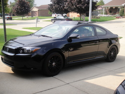 Softball33s 2009 Scion tC