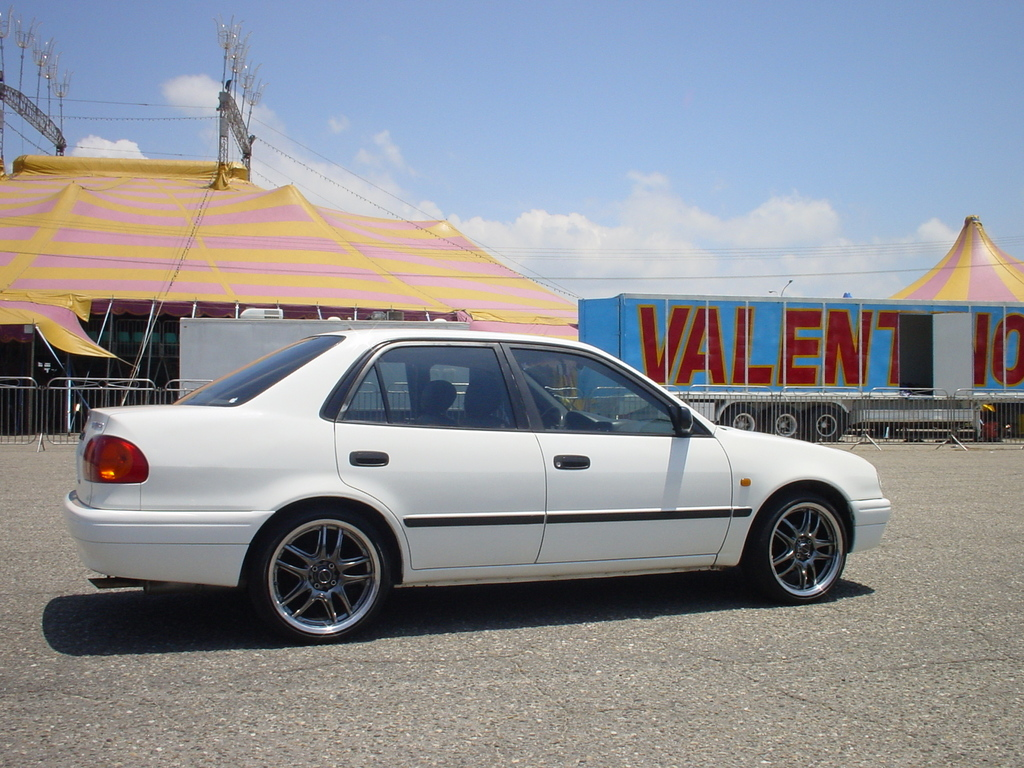 Another RollaAE82 2000 Toyota Corolla post... - 13415257
