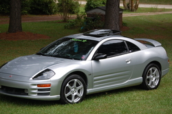 Shayna_Renaies 2001 Mitsubishi Eclipse