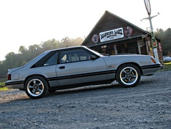 PsRumorss 1984 Ford Mustang