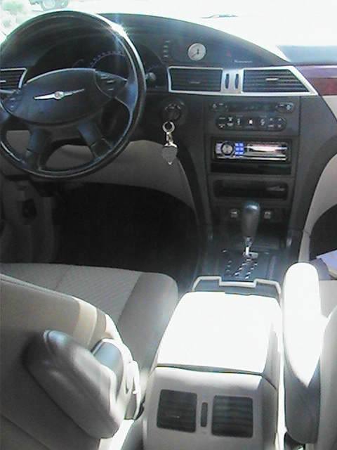 Phxgold 2006 Chrysler Pacifica Specs Photos Modification Info At Cardomain