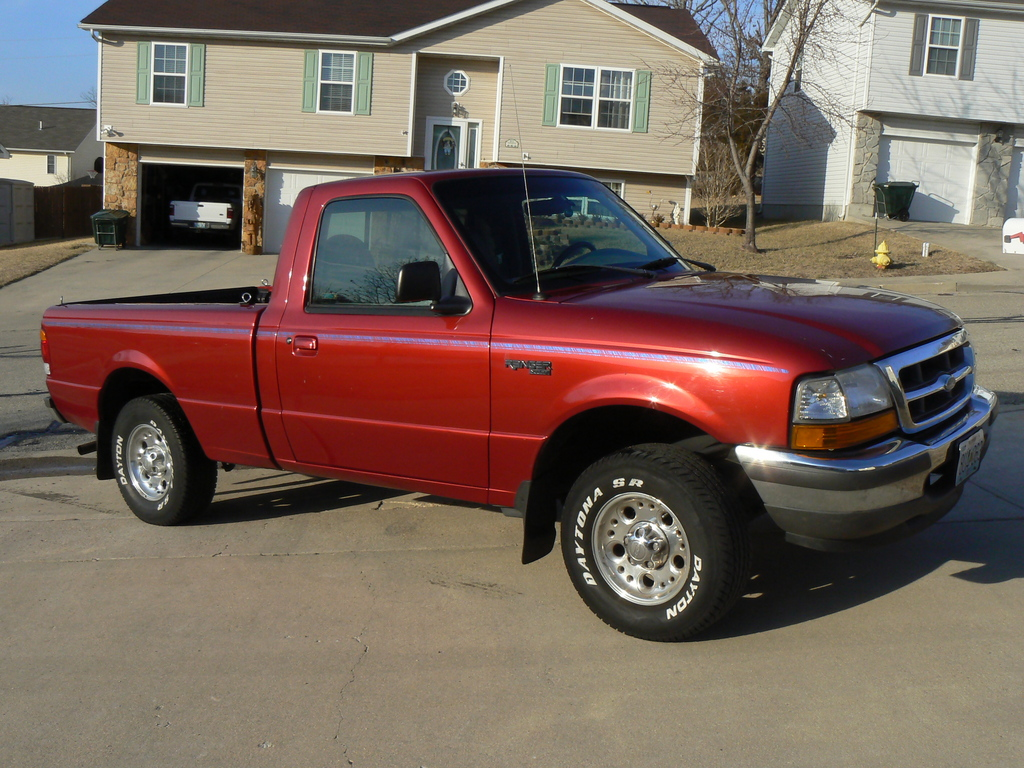 Prafeston 1998 ford ranger regular cab 33837610005 large