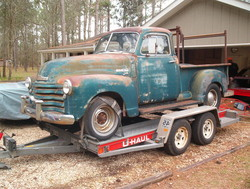 mwvw6772s 1949 Chevrolet C/K Pick-Up