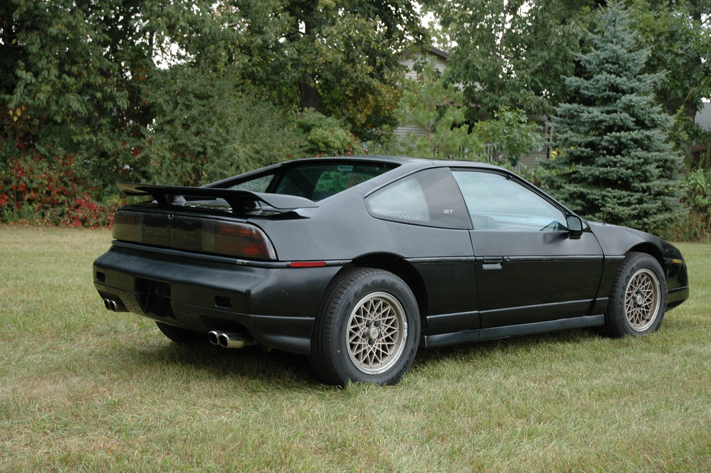 Another Snapperhead Perf 1987 Pontiac Fiero post... - 13772741