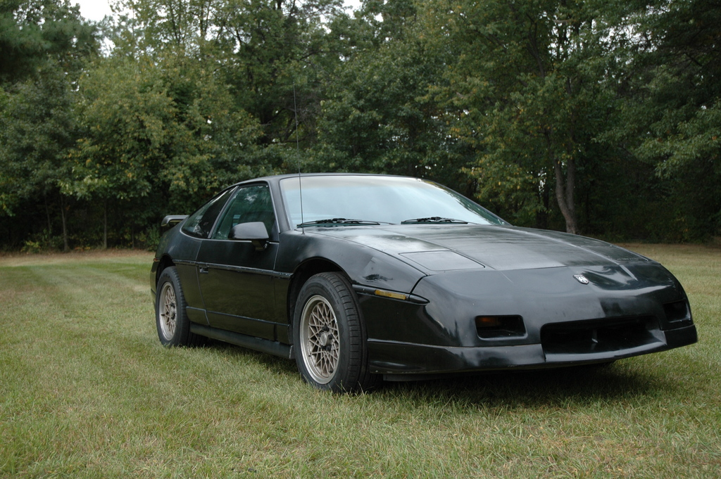 Another Snapperhead Perf 1987 Pontiac Fiero post... - 13772742