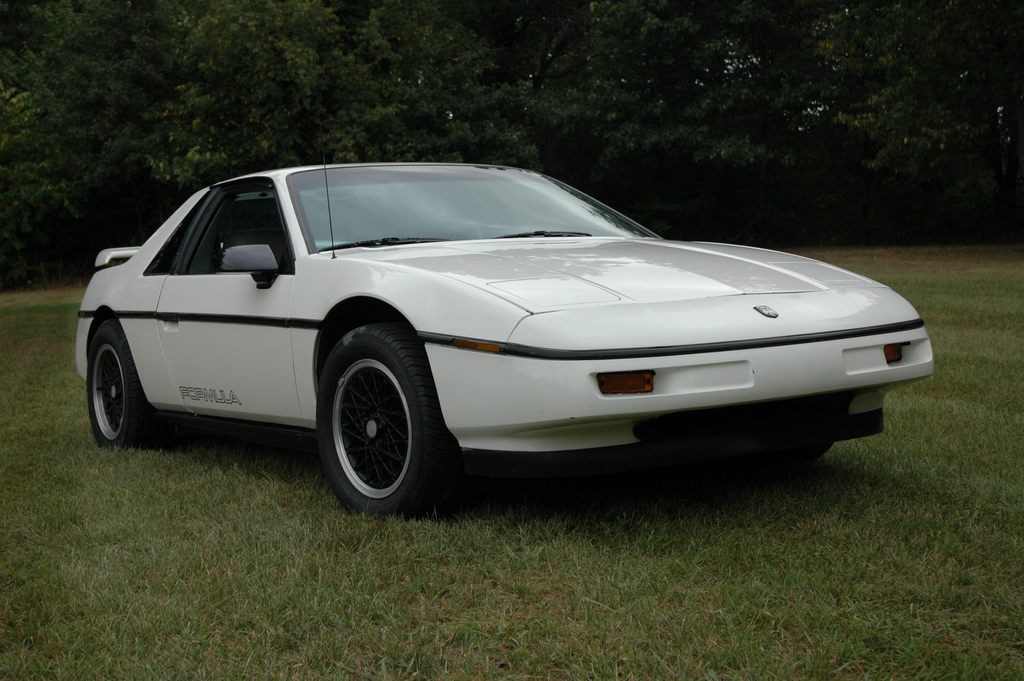 Another Snapperhead Perf 1988 Pontiac Fiero post... - 13772738