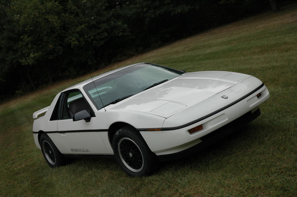 Another Snapperhead Perf 1988 Pontiac Fiero post... - 13772739