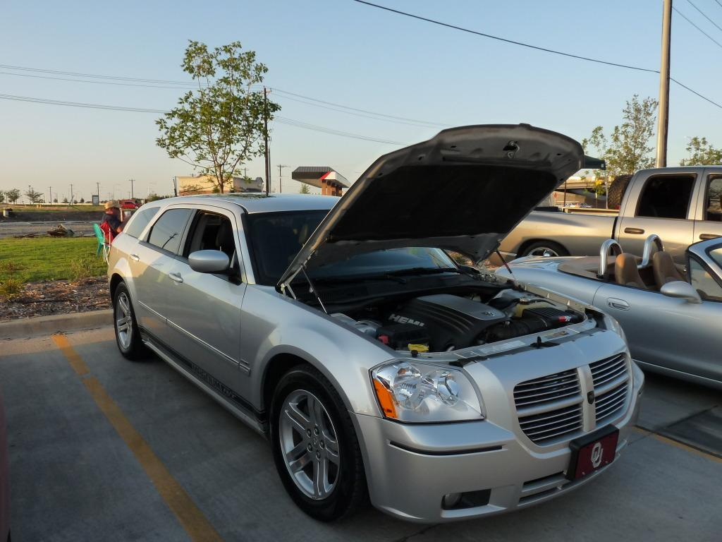 Another badnblue 2005 Dodge Magnum post... - 13412469