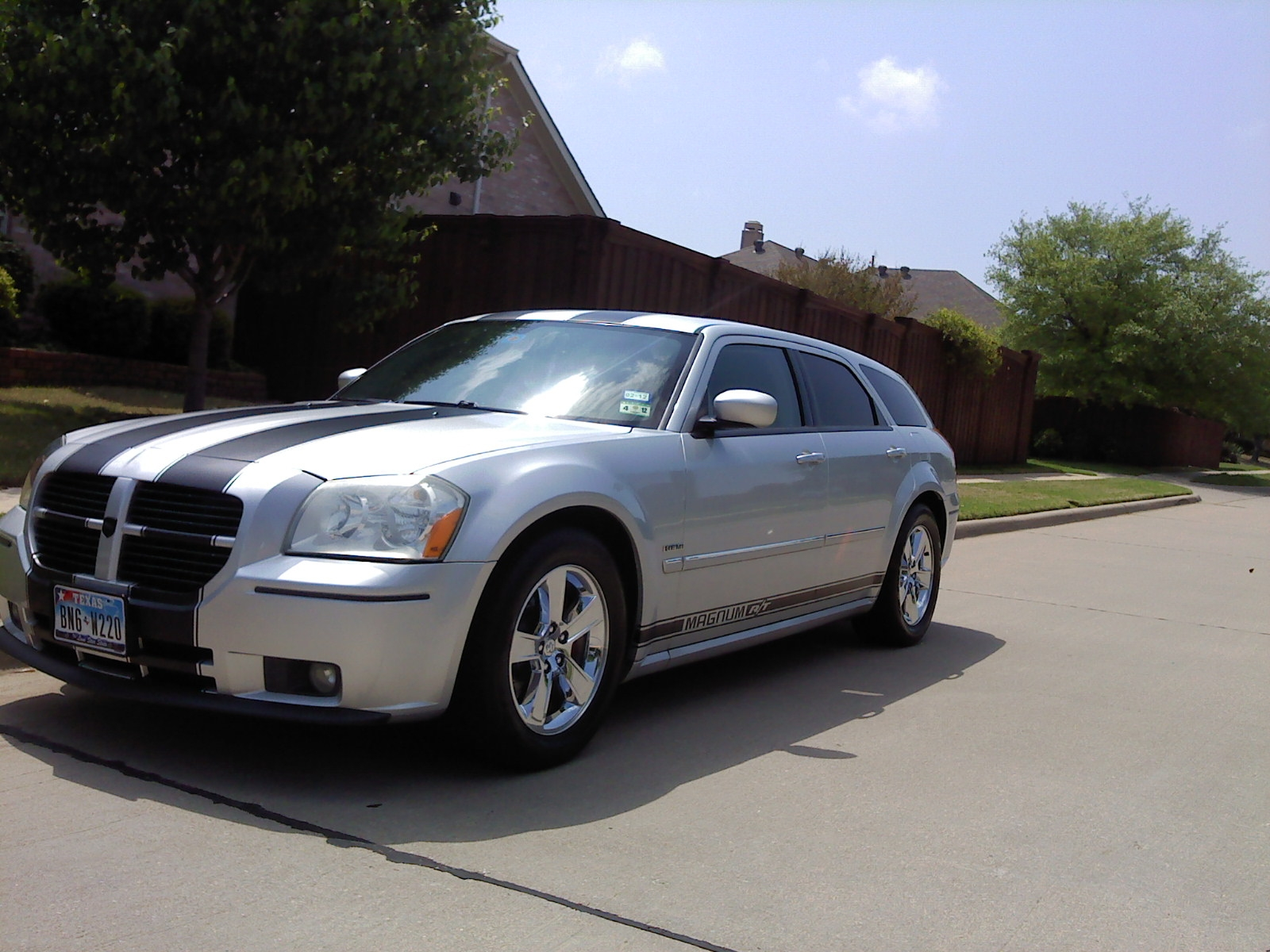 Another badnblue 2005 Dodge Magnum post... - 13412478