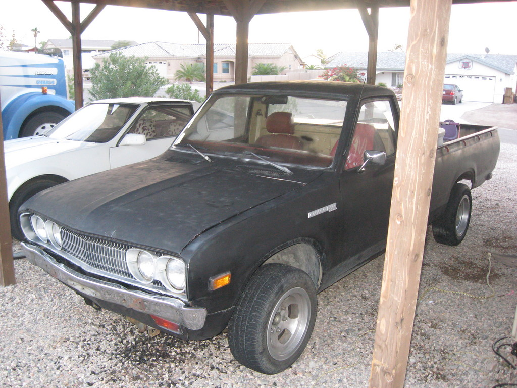 Another CaCtUsDiMe 1979 Datsun 610 post... - 13413421