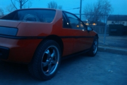 drewbeaudins 1984 Pontiac Fiero