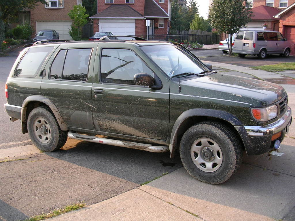 Medic307 1998 Nissan Pathfinder Specs Photos