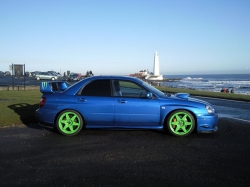 willohs 2004 Subaru Impreza