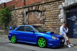 willohs 2003 Subaru Impreza WRX STI 