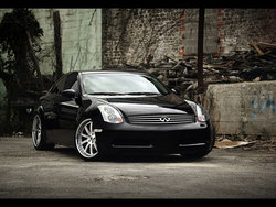 joselillos 2007 Infiniti G