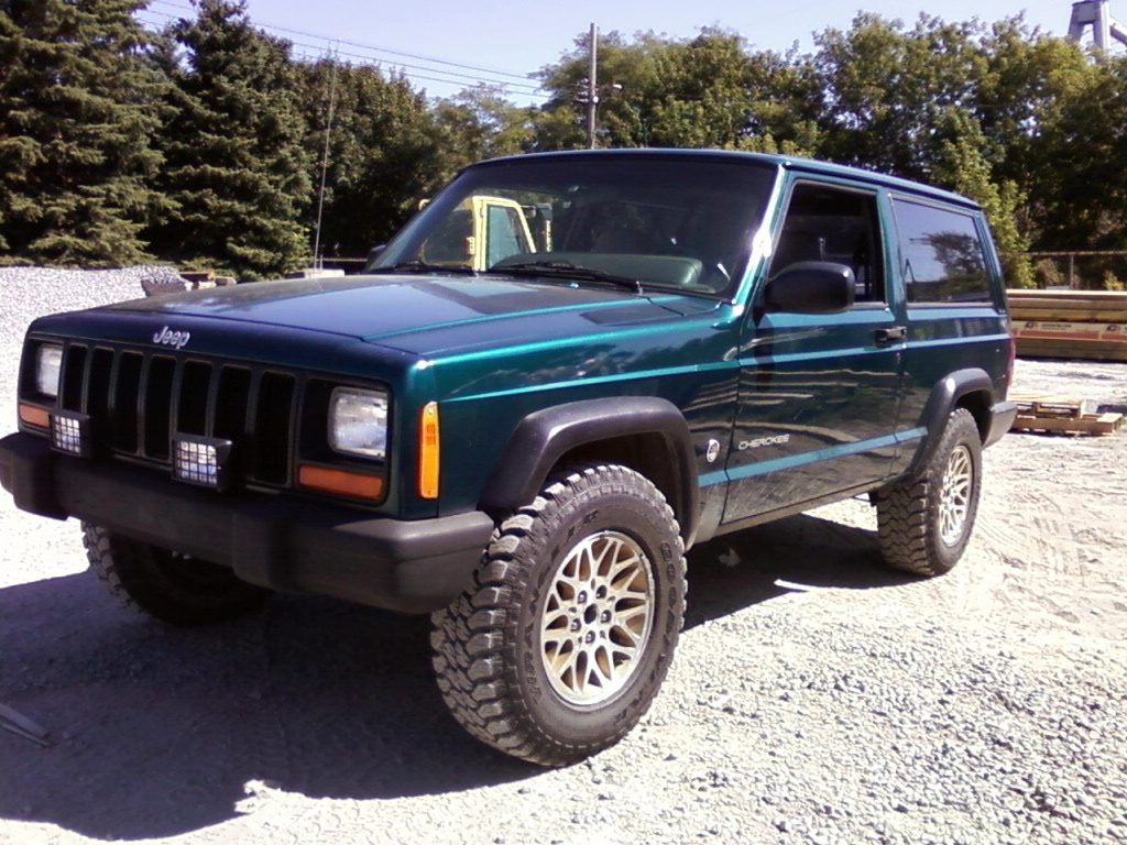 Andyxj2dr 1997 Jeep Cherokee Specs  Photos  Modification