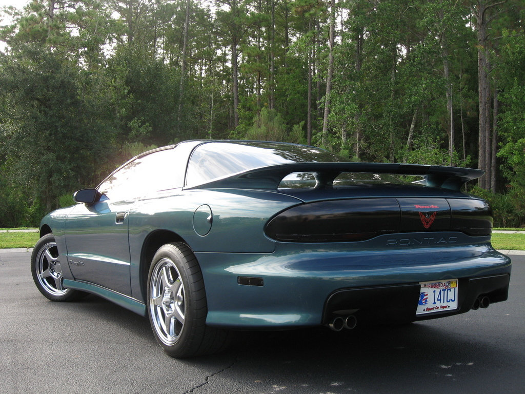 Another chuckkrugiii 1995 Pontiac Trans Am post... - 13775347