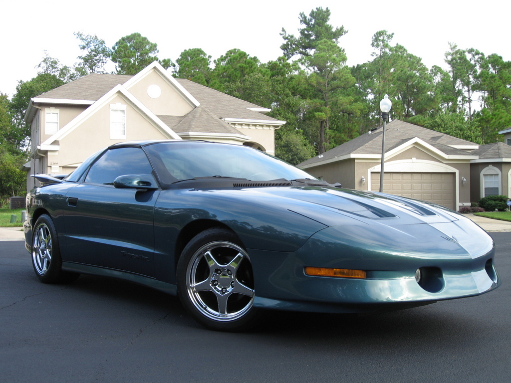 Another chuckkrugiii 1995 Pontiac Trans Am post... - 13775348