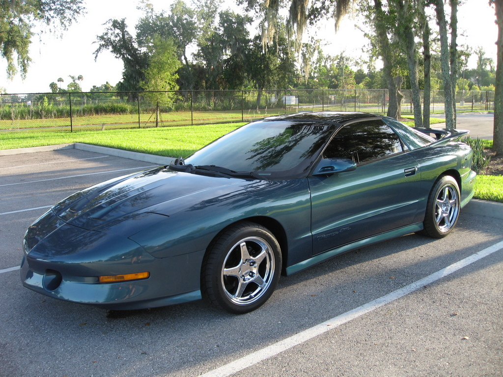 Another chuckkrugiii 1995 Pontiac Trans Am post... - 13775351