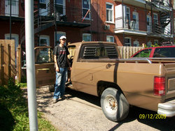 nynejoes 1989 Dodge D150 Club Cab