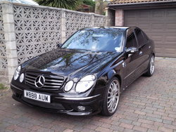 winglimited 2005 Mercedes-Benz E-Class