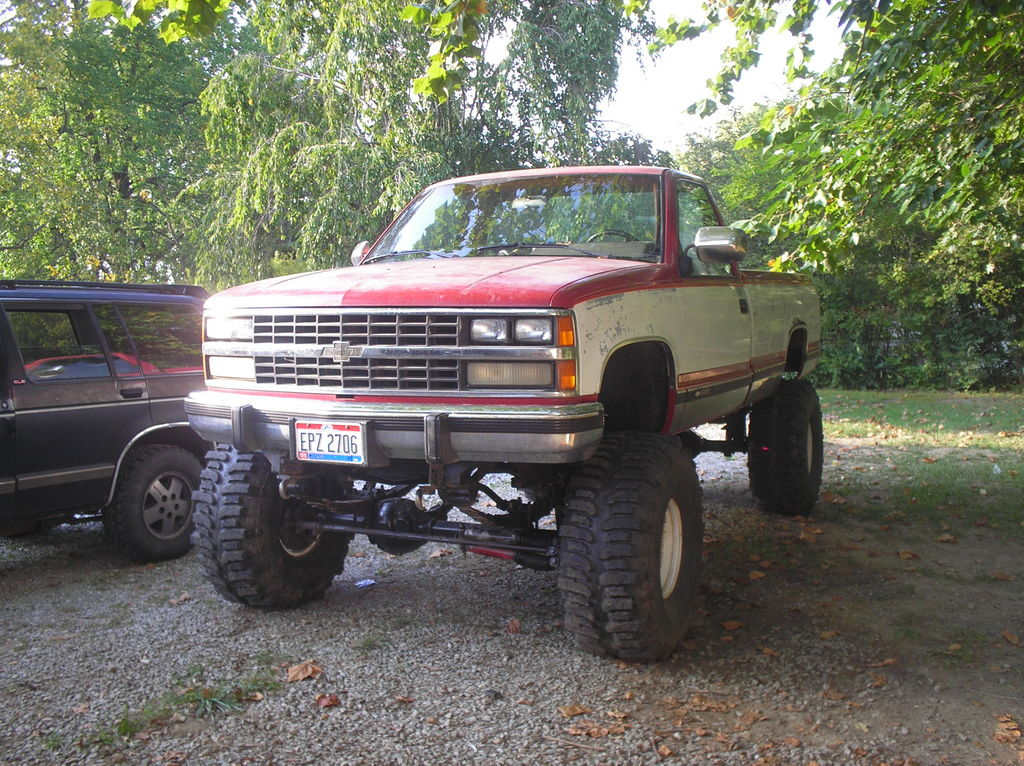 1988 chevy scottsdale review