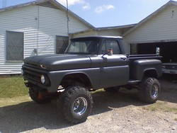 c-10man1s 1964 Chevrolet C/K Pick-Up