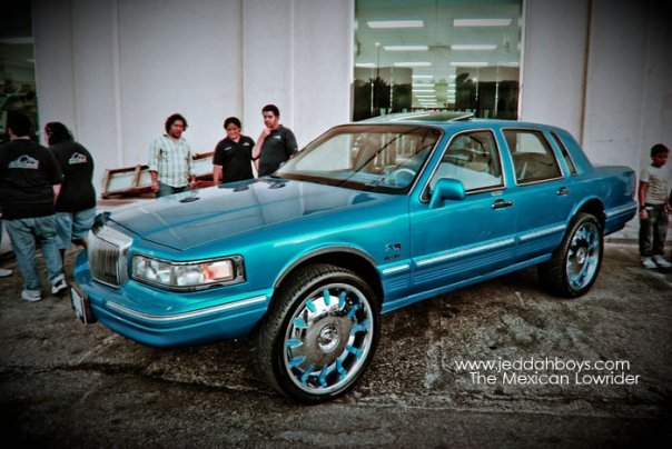 Alkemawe 1997 Lincoln Town Car Specs Photos Modification Info At