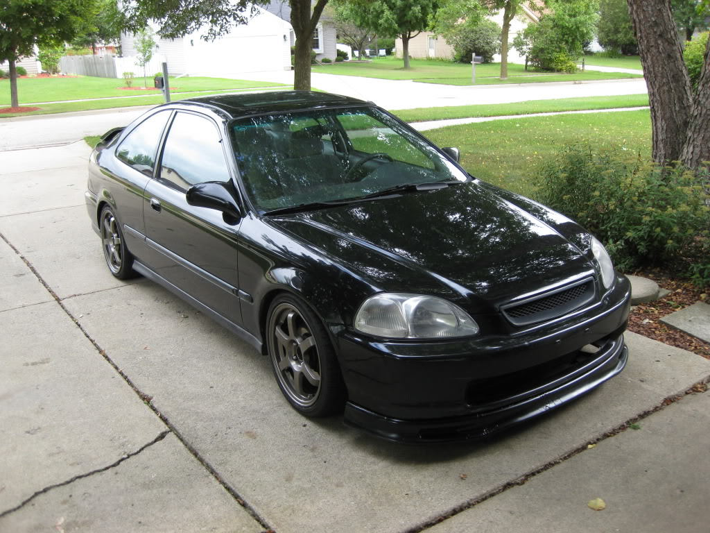 evo4g63awd 1997 honda civic specs photos modification info at cardomain. Black Bedroom Furniture Sets. Home Design Ideas