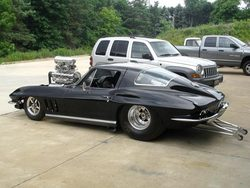 sallibotts 1966 Chevrolet Corvette
