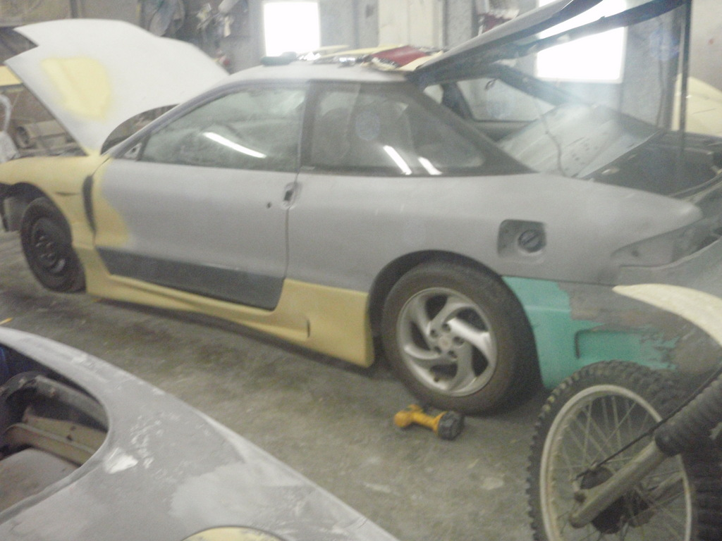 Another cbledsoe55 1995 Ford Probe post... - 13777514