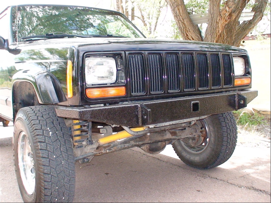 LOST JEEPS View topic Removable winch mounting options and wiring