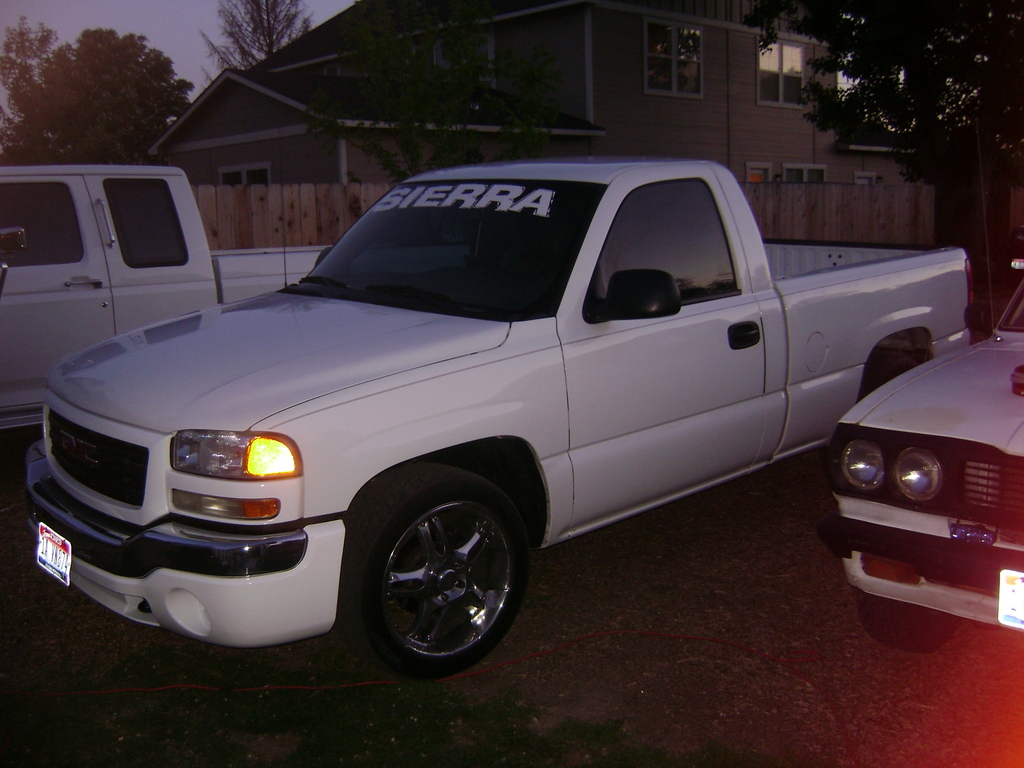 arellano714 2003 gmc sierra 1500 regular cab specs photos. Black Bedroom Furniture Sets. Home Design Ideas