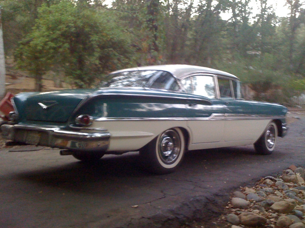 Another jsifma 1958 Chevrolet Biscayne post... - 13777635