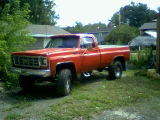 Another 78Redchevy 1978 Chevrolet C/K Pick-Up post... - 9581457