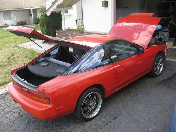 Another kenneth25 1991 Nissan 240SX post... - 9581993