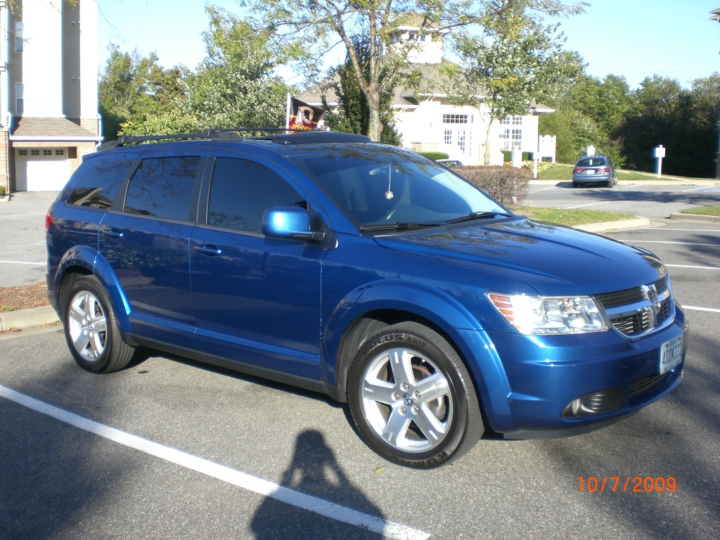 Another TayDeVille 2009 Dodge Journey post... - 13778623