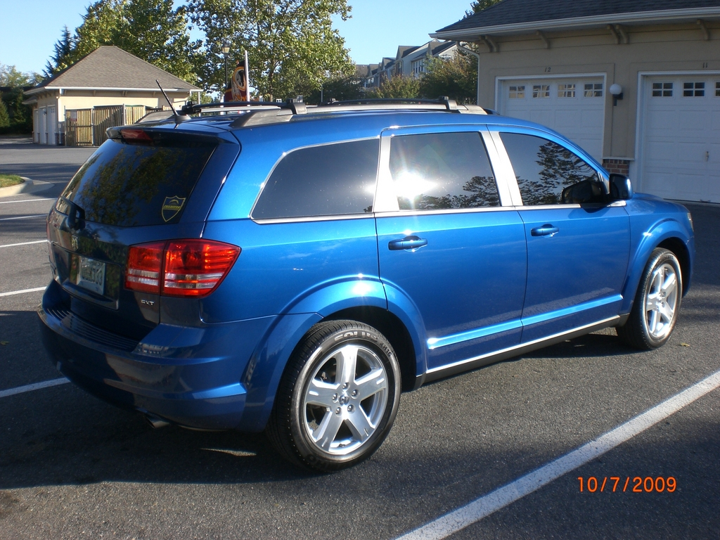 Another TayDeVille 2009 Dodge Journey post... - 13778624