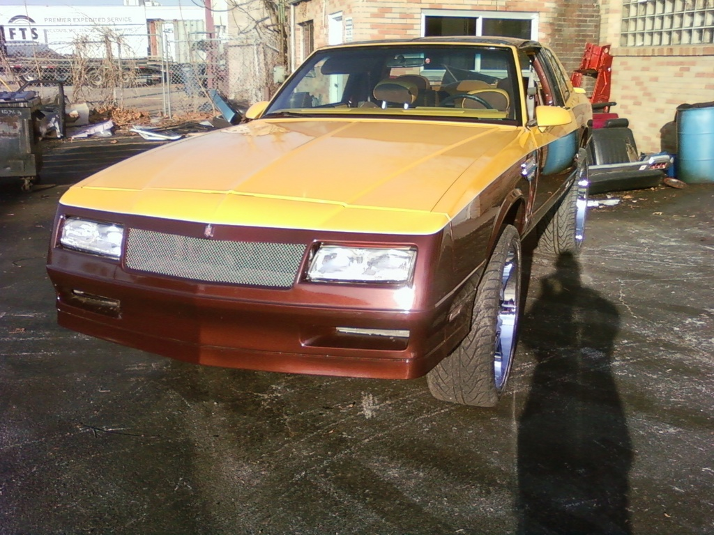 Another stunt4uallday 1986 Chevrolet Monte Carlo post... - 13409100