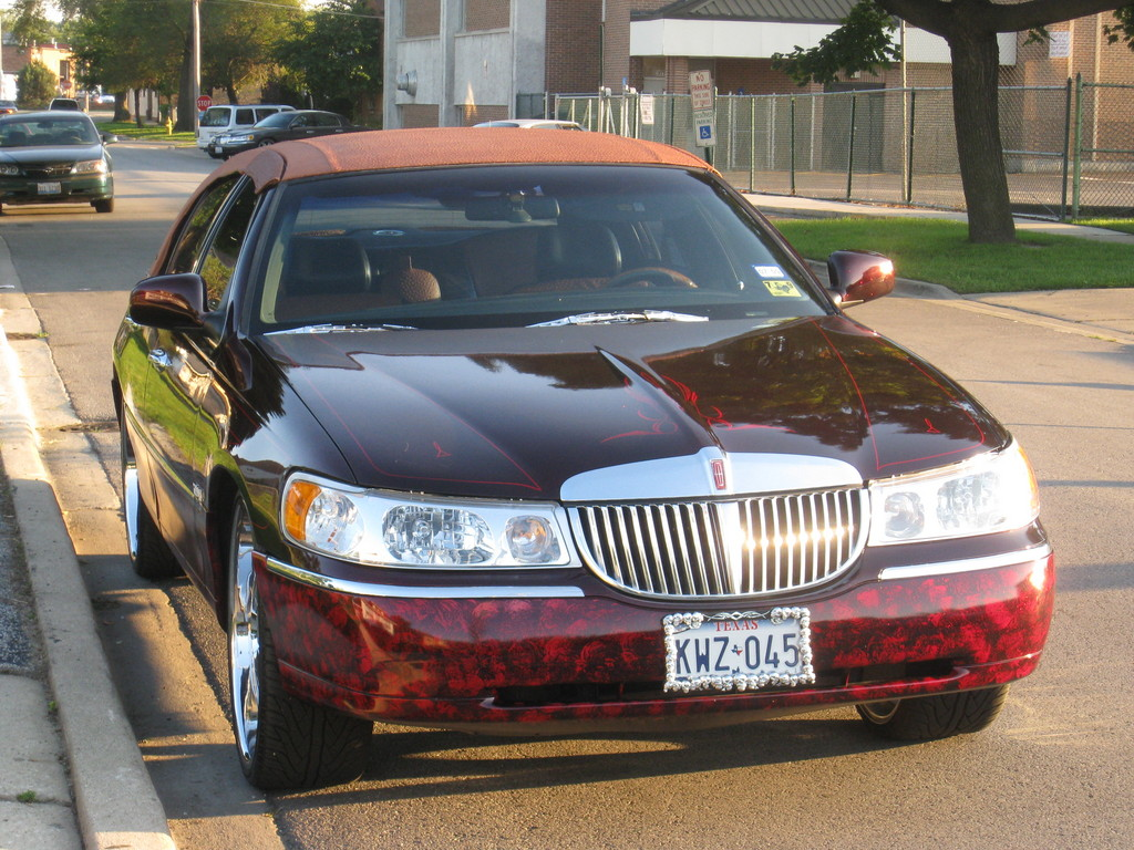 Lincoln Town Car 1998 Gallery Lowrider Eze3232 Specs Photos Modification