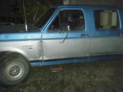 chevlover73 1990 Ford C-Cab