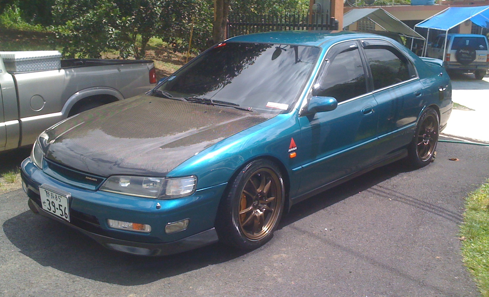 Honda Accord 0-60 >> BEBEJDM 1994 Honda Accord Specs, Photos, Modification Info at CarDomain