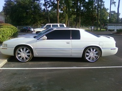 stilllcrunkbichs 1996 Cadillac Eldorado