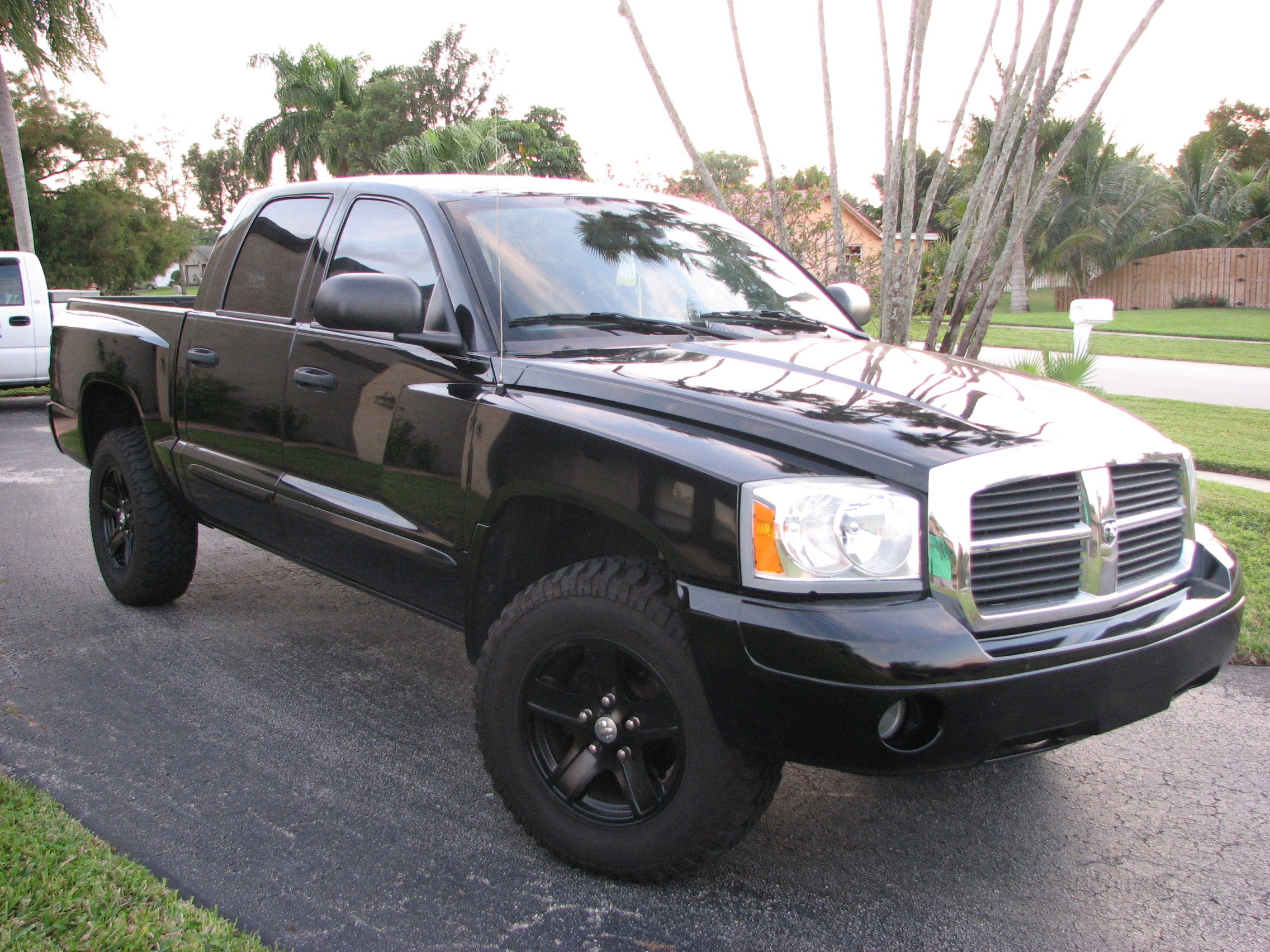 Airarm Du moreover Original in addition  besides Original together with D Inch Rancho Lift Installed Pics Rancholift. on dodge dakota lift kit