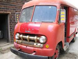 jdsdjservices 1951 Ford Step Van