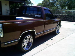 haynballas 1989 Chevrolet C/K Pick-Up