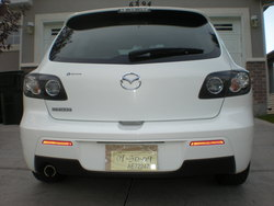 Another AbSoLooT_MAX 2007 Mazda MAZDA3 post... - 13406685
